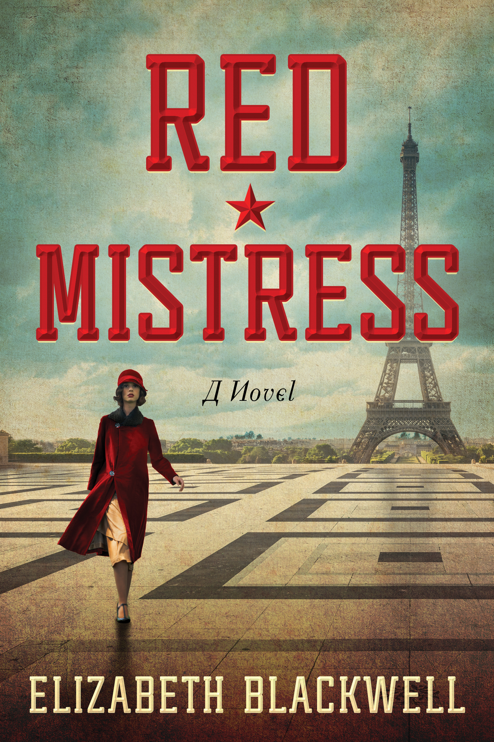 Red Mistress cover